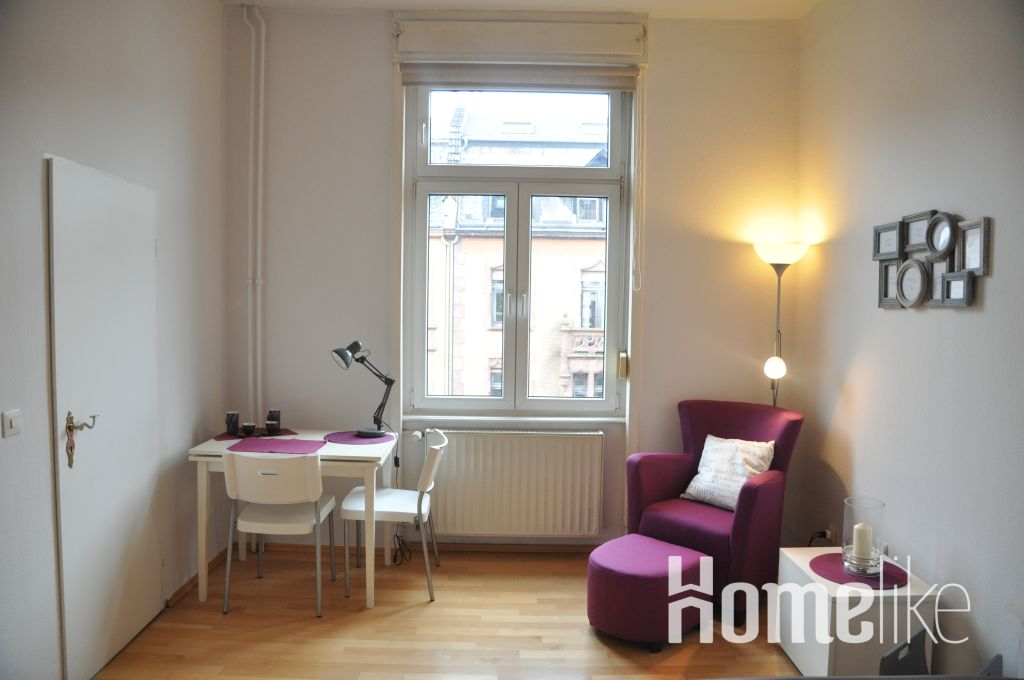 image 1 furnished 1 bedroom Apartment for rent in Sachsenhausen-Nord, Frankfurt
