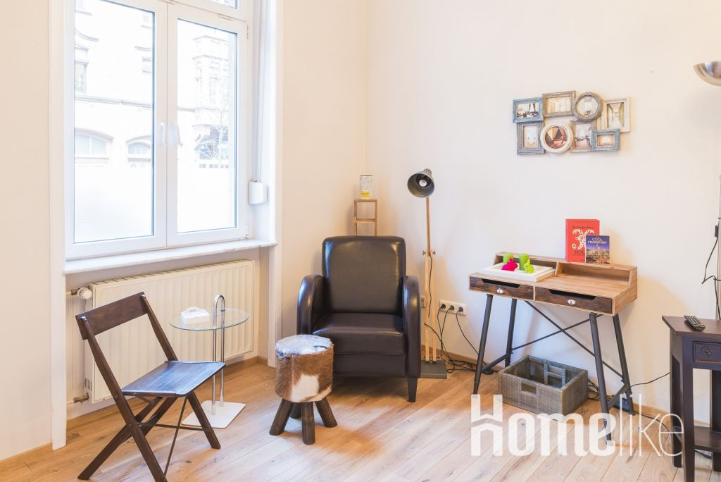 image 1 furnished 1 bedroom Apartment for rent in Sachsenhausen-Nord, Frankfurt