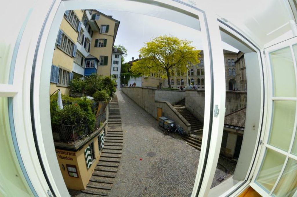 Grossmünsterplatz