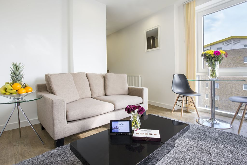 image 1 furnished 1 bedroom Apartment for rent in Limehouse, Tower Hamlets