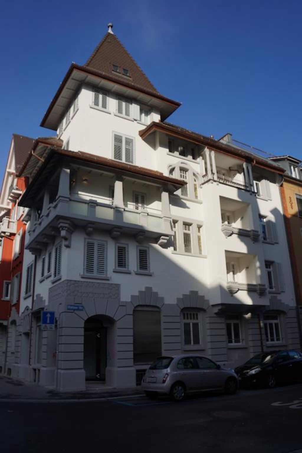 Weststrasse
