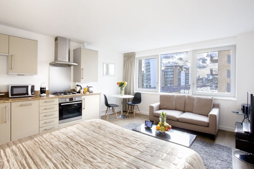 image 6 furnished 1 bedroom Apartment for rent in Limehouse, Tower Hamlets
