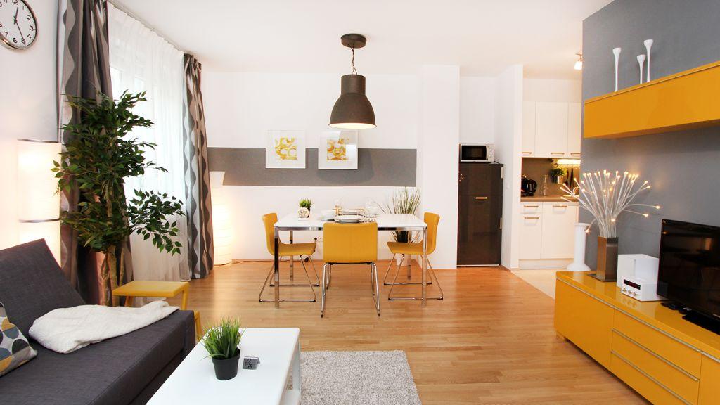 image 1 furnished 1 bedroom Apartment for rent in Brigittenau, Vienna
