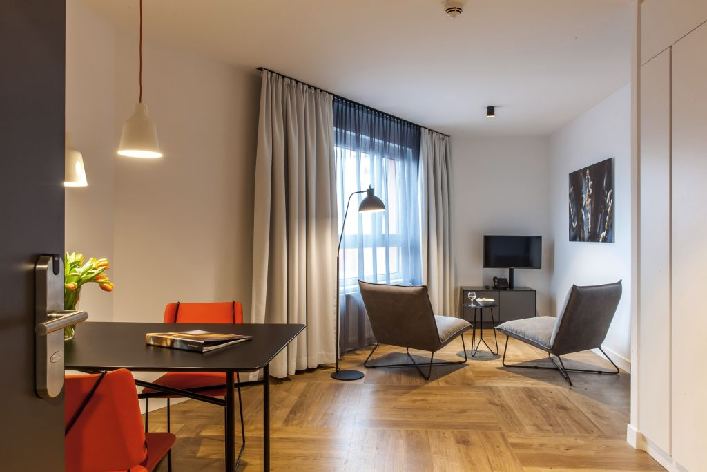 image 1 furnished 1 bedroom Apartment for rent in Favoriten, Vienna