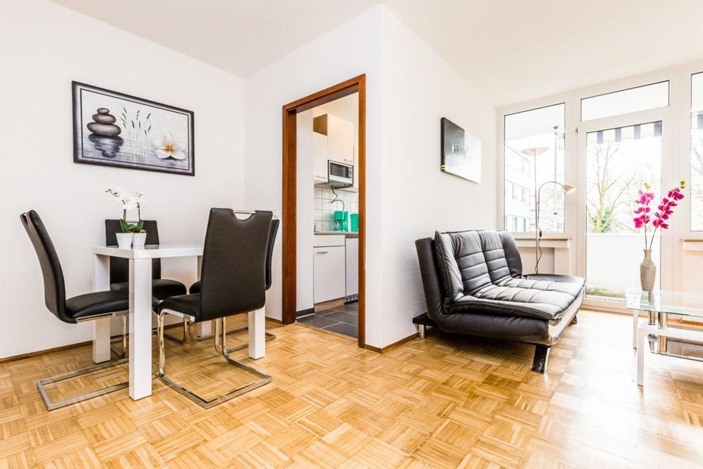 image 5 furnished 1 bedroom Apartment for rent in Monheim Am Rhein, Mettmann