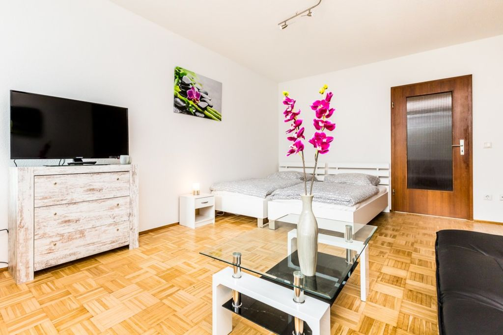 image 4 furnished 1 bedroom Apartment for rent in Monheim Am Rhein, Mettmann