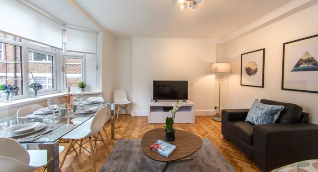 image 1 furnished 2 bedroom Apartment for rent in Fortis Green, Haringey