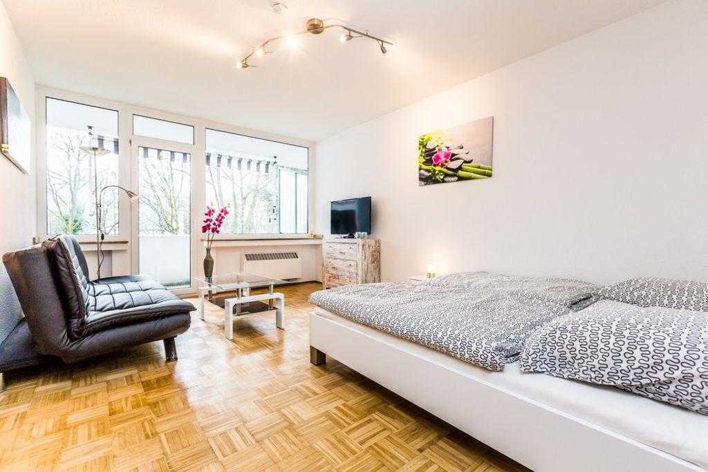 image 2 furnished 1 bedroom Apartment for rent in Monheim Am Rhein, Mettmann