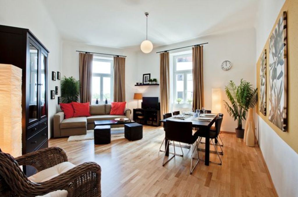 image 1 furnished 1 bedroom Apartment for rent in Landstrabe, Vienna
