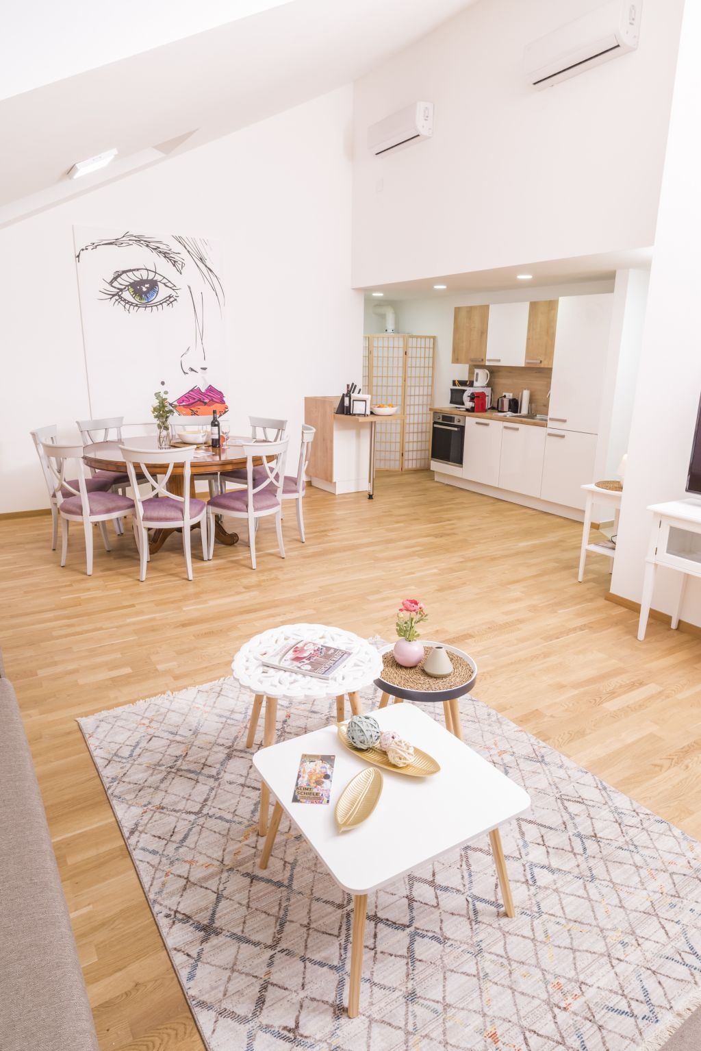 image 2 furnished 3 bedroom Apartment for rent in Landstrabe, Vienna