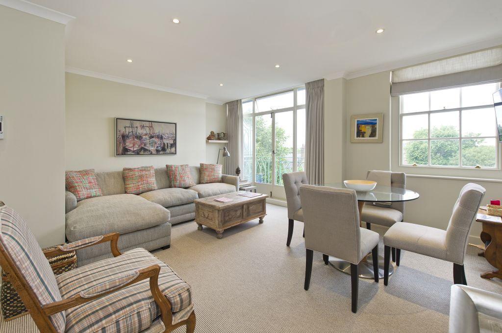 image 1 furnished 1 bedroom Apartment for rent in Chelsea, Kensington Chelsea