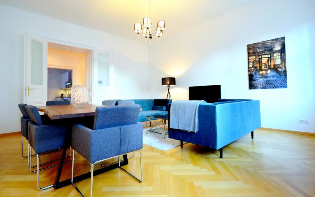 image 2 furnished Studio bedroom Apartment for rent in Innere Stadt, Vienna