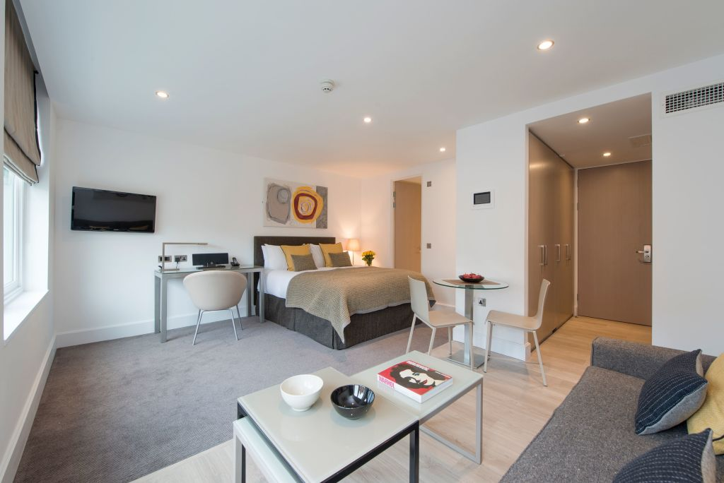 image 1 furnished 1 bedroom Apartment for rent in Clerkenwell, Islington