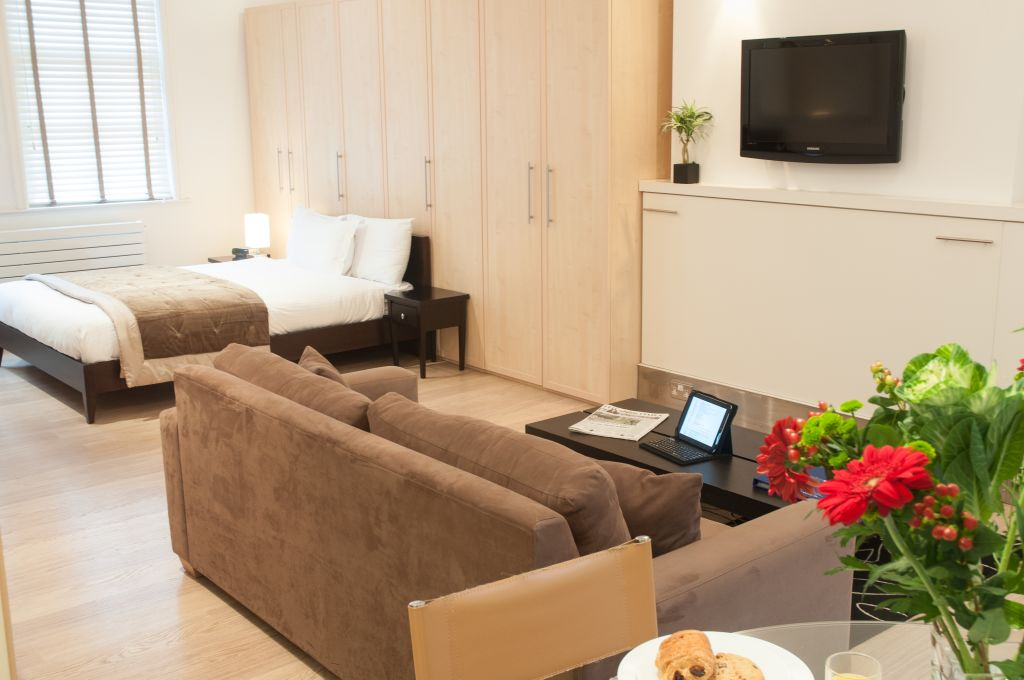 image 5 furnished 1 bedroom Apartment for rent in Bishopsgate, City of London