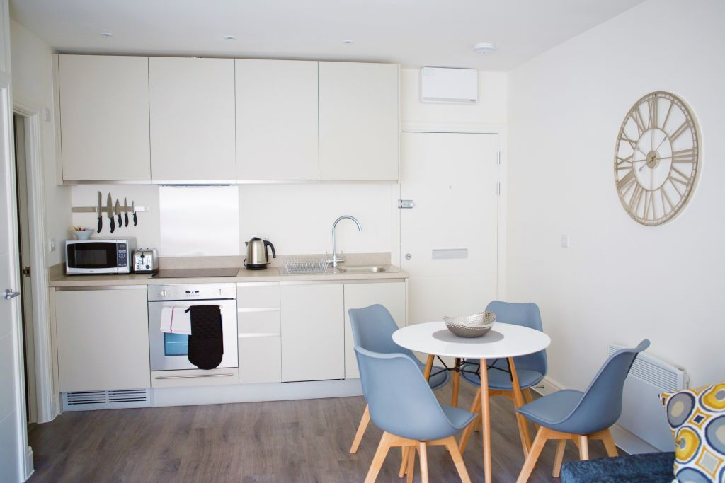 image 2 furnished 1 bedroom Apartment for rent in Ashley, Bristol