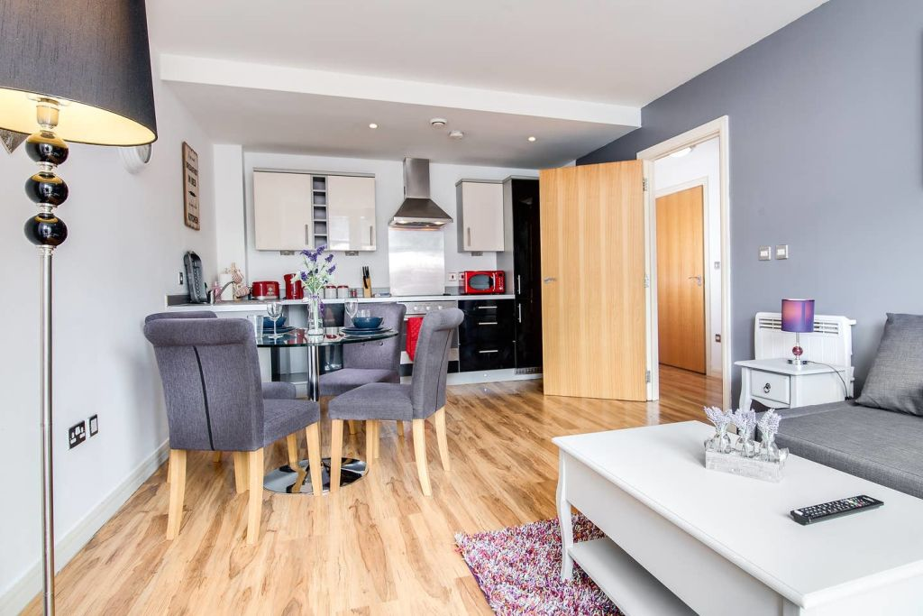 image 5 furnished 1 bedroom Apartment for rent in Edgbaston, Birmingham