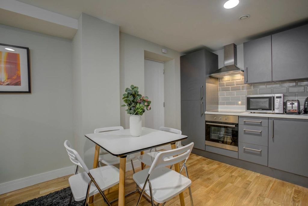 image 1 furnished 1 bedroom Apartment for rent in Ancoats, Manchester
