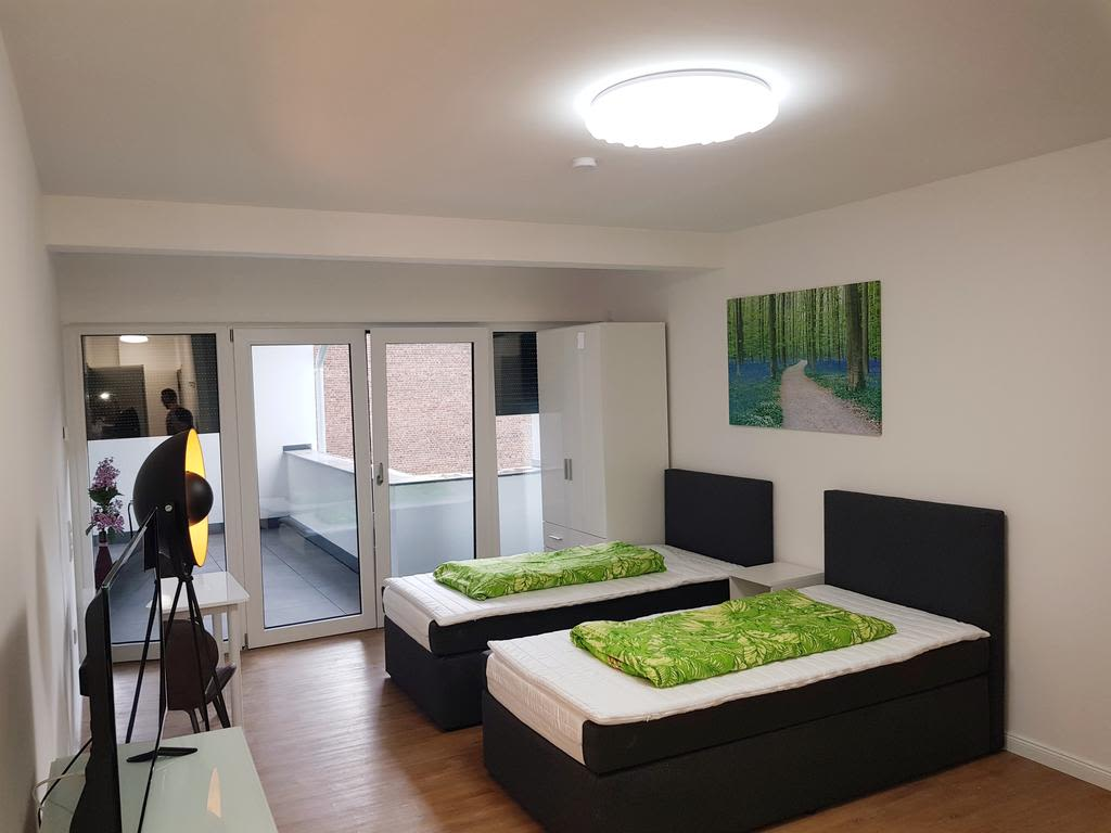image 1 furnished 1 bedroom Apartment for rent in Hilden, Mettmann