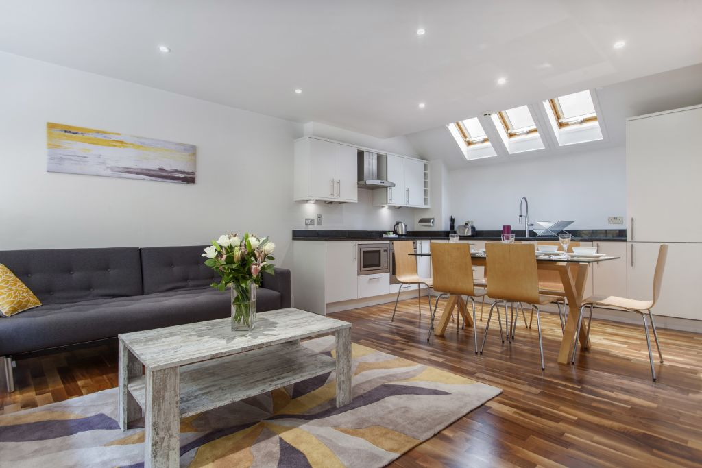 image 5 furnished 2 bedroom Apartment for rent in Camden Town, Camden