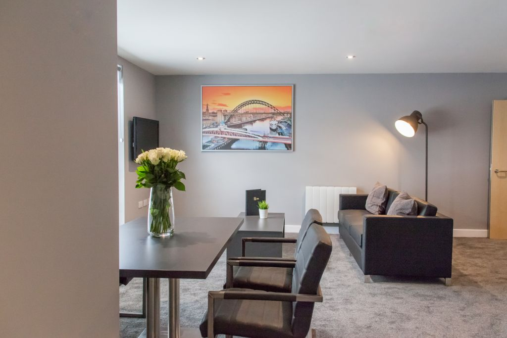 image 2 furnished 1 bedroom Apartment for rent in Gateshead, Tyne and Wear