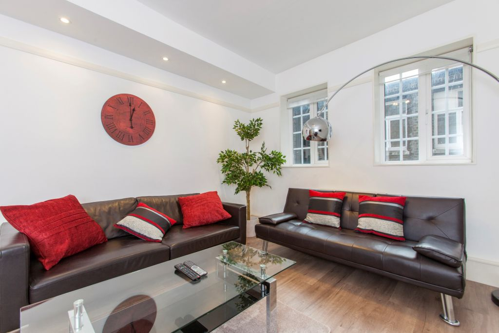 image 4 furnished 1 bedroom Apartment for rent in Bishopsgate, City of London
