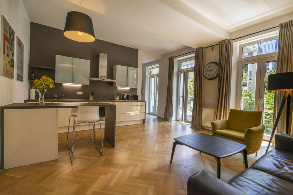 image 1 furnished 1 bedroom Apartment for rent in Hietzing, Vienna