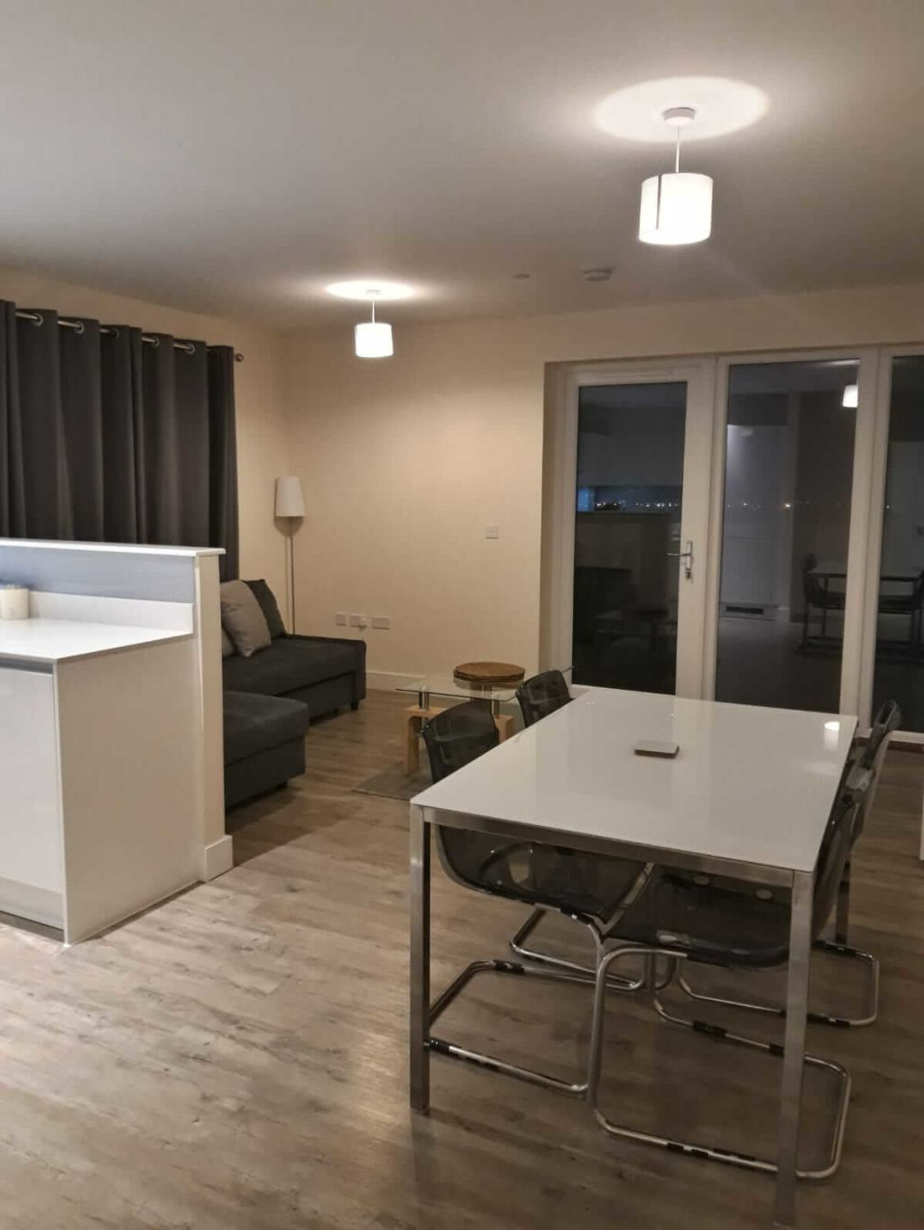 image 1 furnished 2 bedroom Apartment for rent in Medway, Kent