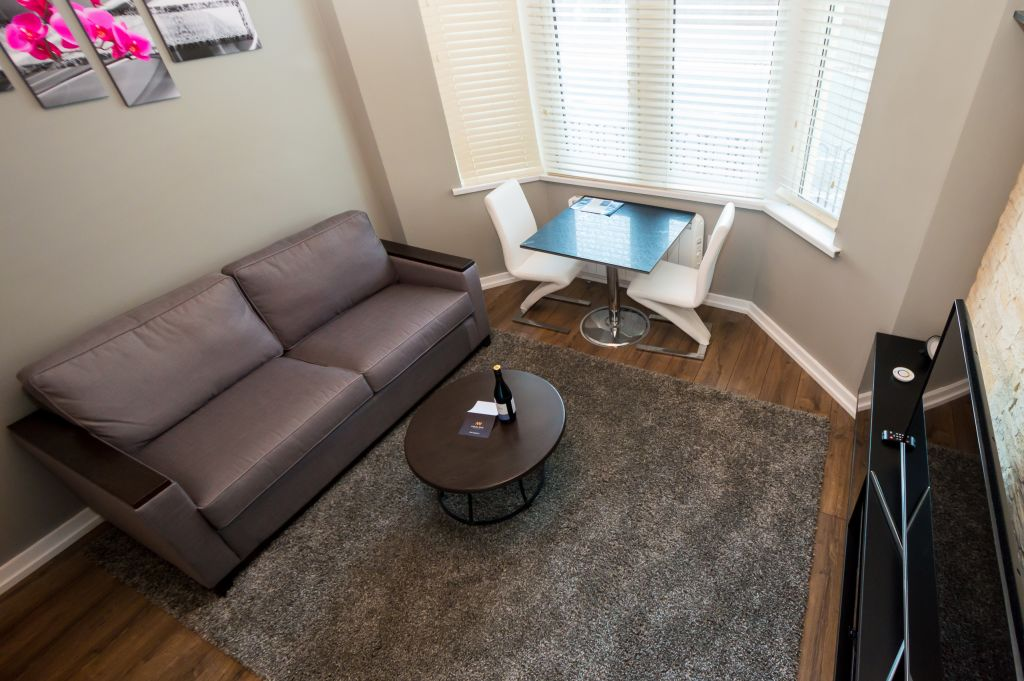 image 4 furnished 1 bedroom Apartment for rent in Cardiff, Wales