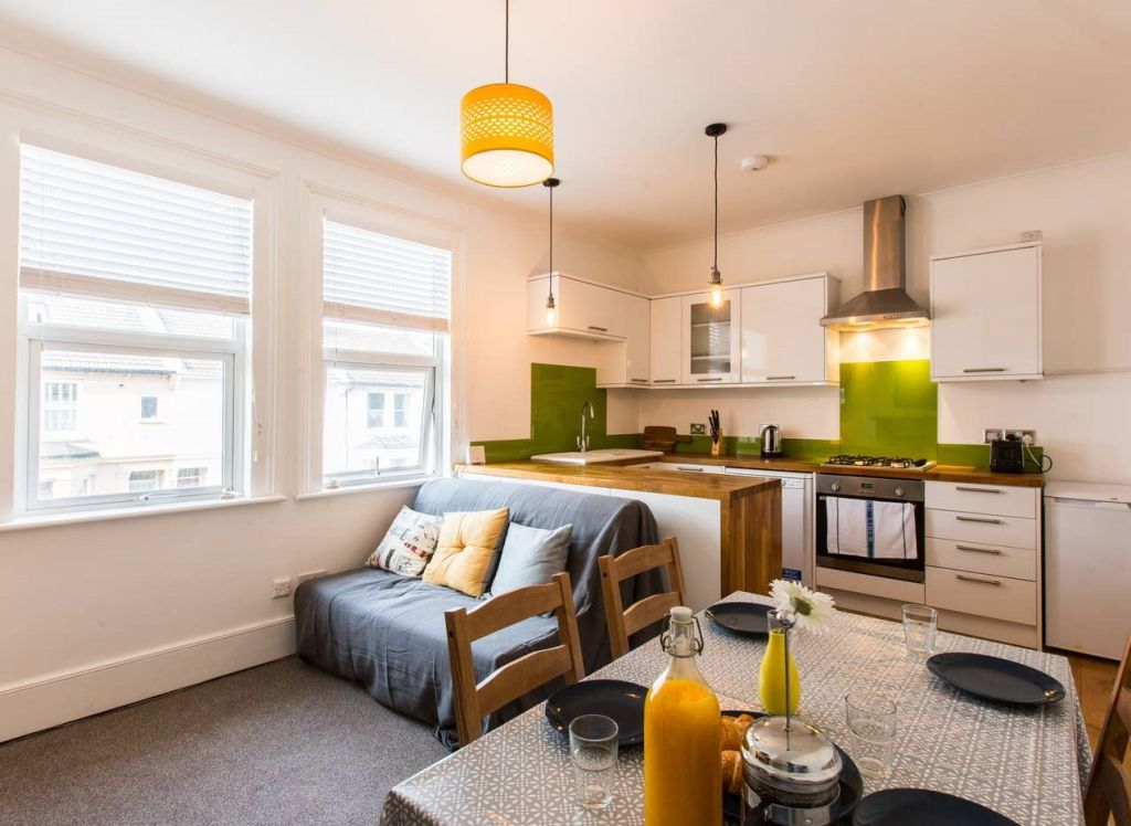 image 4 furnished 1 bedroom Apartment for rent in Brighton - Hove, East Sussex
