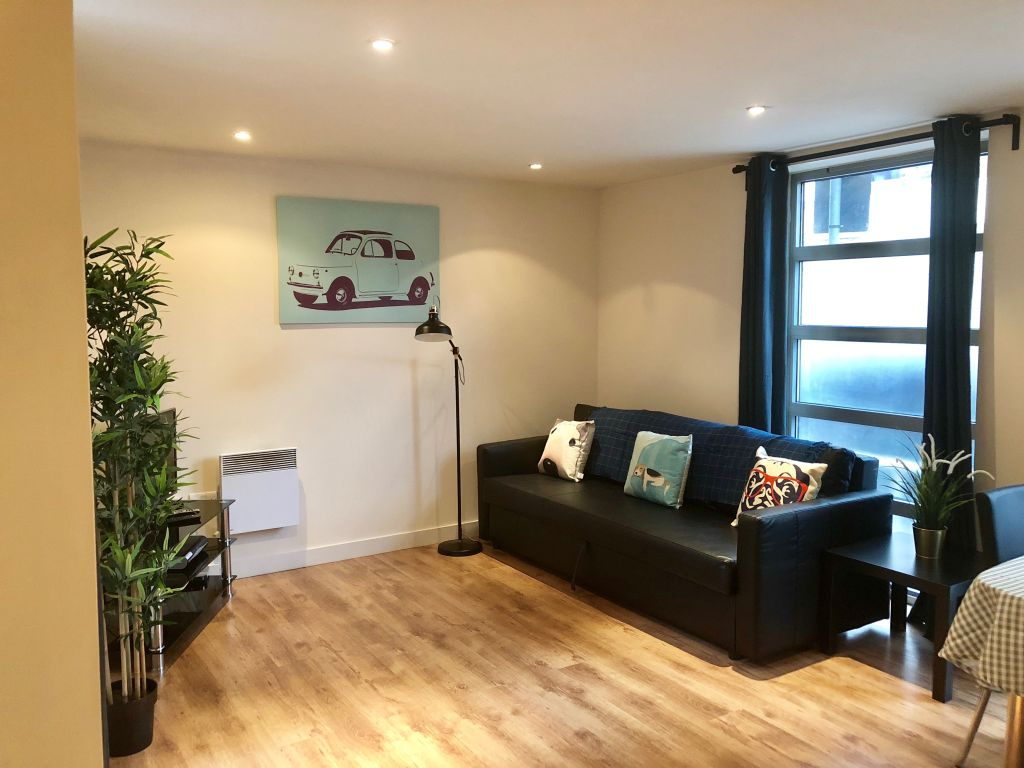 image 1 furnished Studio bedroom Apartment for rent in Bethnal Green, Tower Hamlets