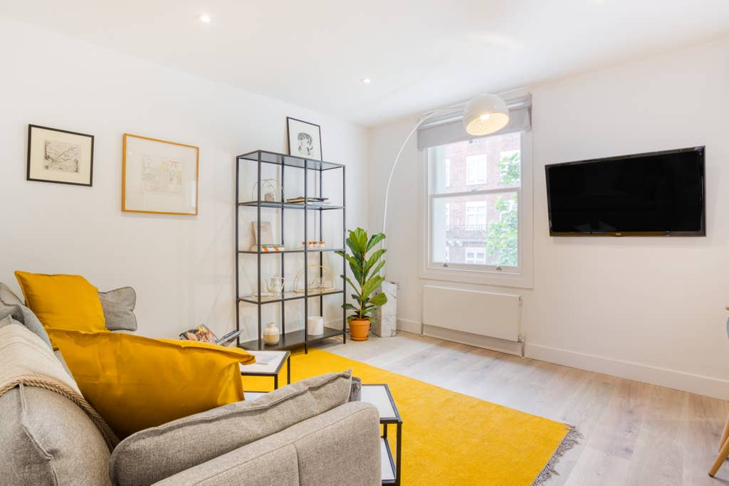 image 2 furnished 1 bedroom Apartment for rent in Fulham, Hammersmith Fulham