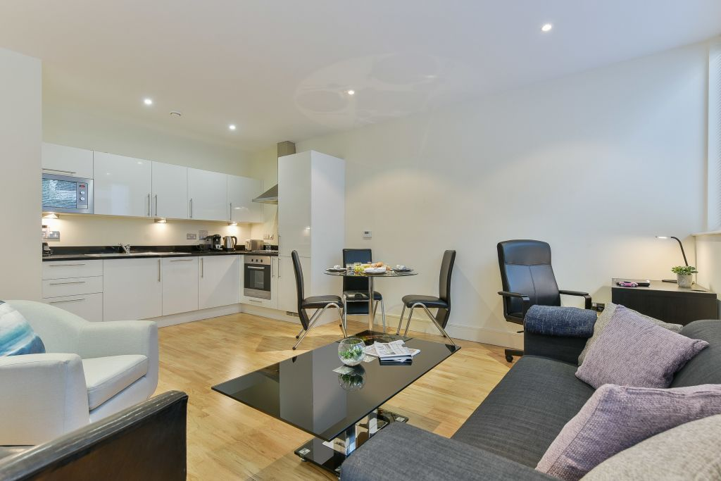 image 5 furnished 1 bedroom Apartment for rent in Canary Wharf, Tower Hamlets
