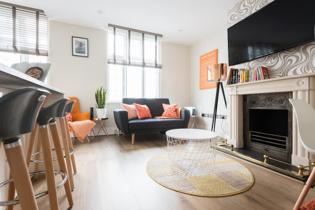 image 1 furnished 1 bedroom Apartment for rent in Westminster, City of Westminster