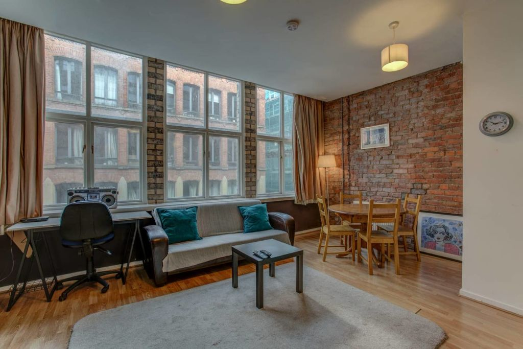 image 2 furnished 2 bedroom Apartment for rent in Ancoats, Manchester