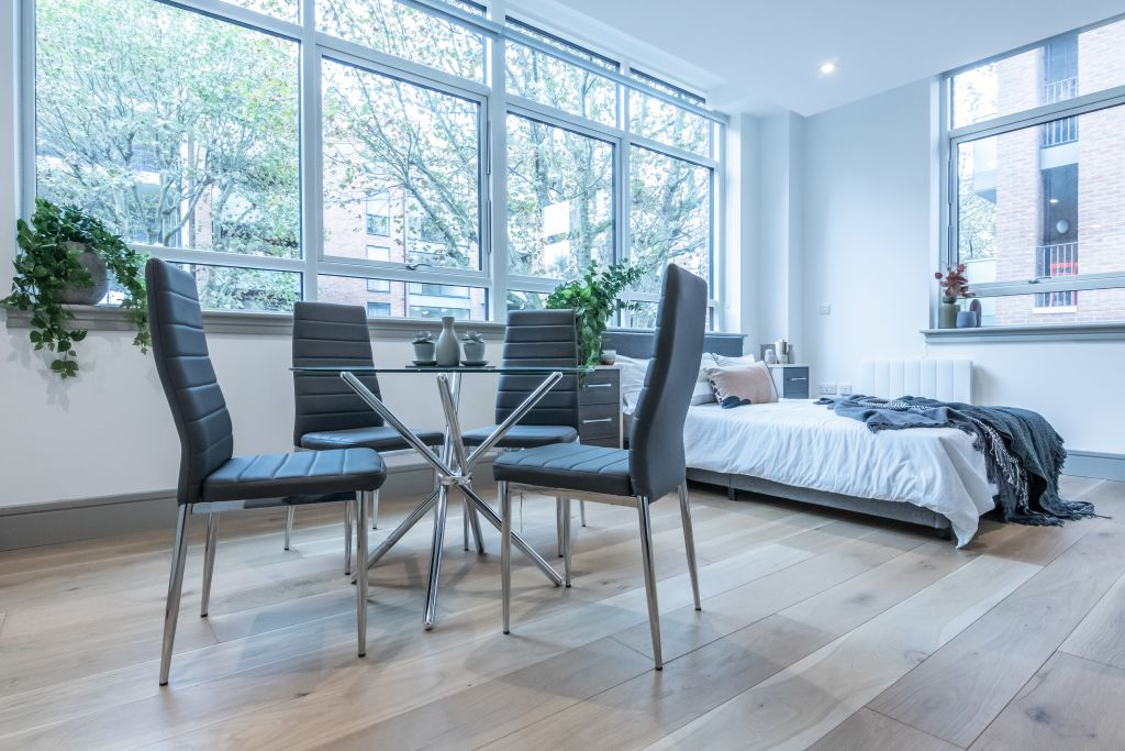 image 1 furnished 1 bedroom Apartment for rent in Tottenham Green, Haringey