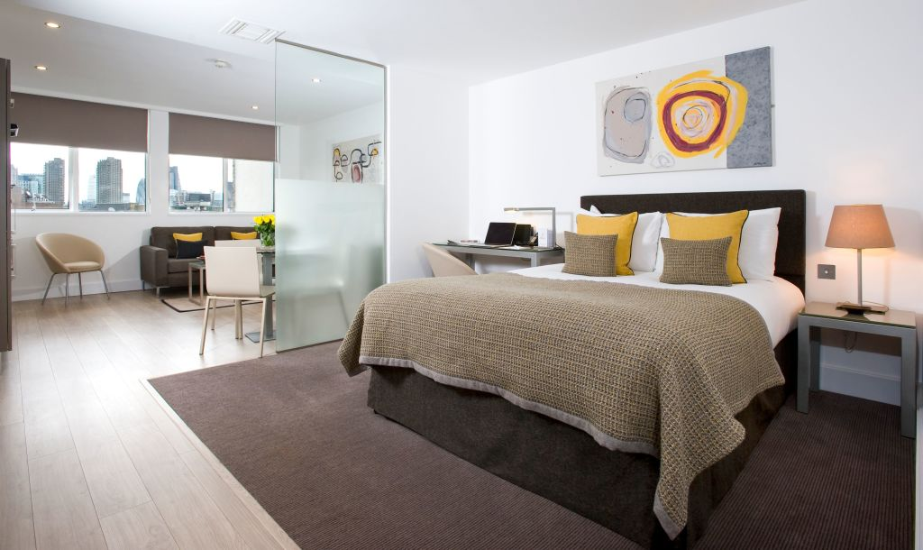 image 3 furnished 1 bedroom Apartment for rent in Clerkenwell, Islington