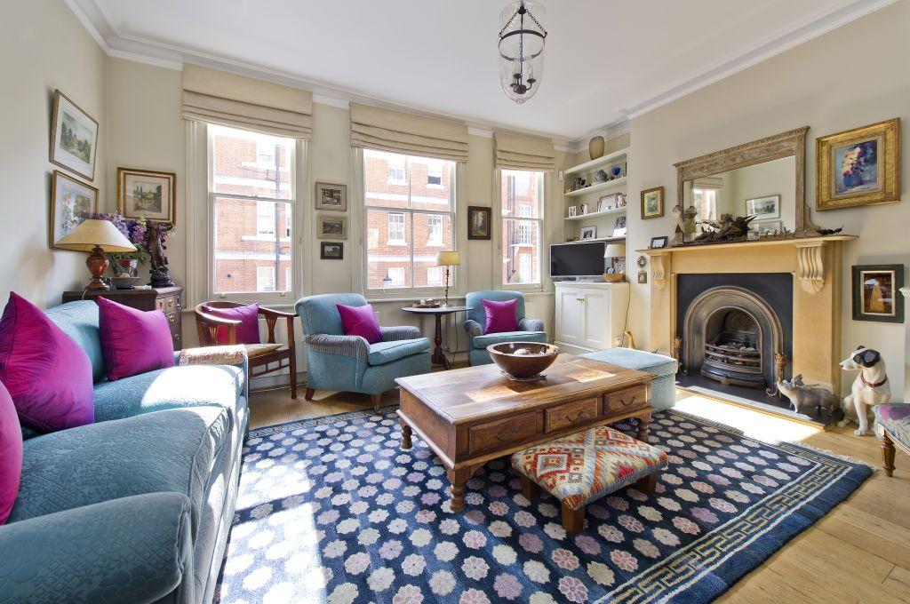 image 2 furnished 1 bedroom Apartment for rent in Chelsea, Kensington Chelsea