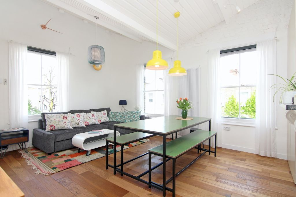 image 1 furnished 1 bedroom Apartment for rent in Kentish Town, Camden