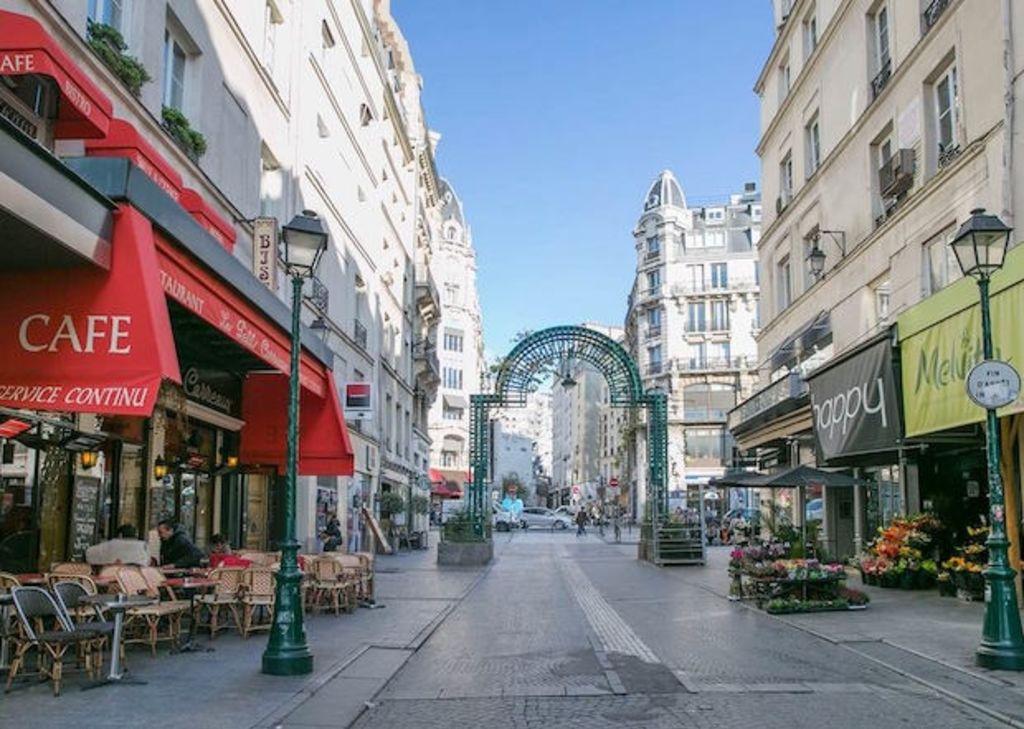 Rue St Sauveur