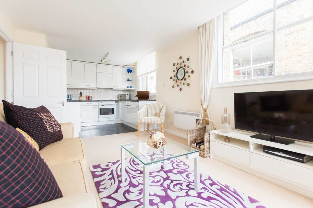 image 2 furnished 1 bedroom Apartment for rent in Farringdon Within, City of London