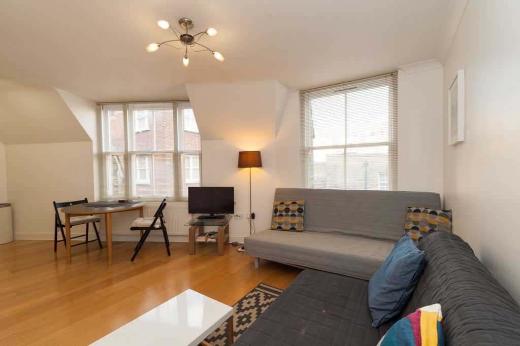 image 2 furnished 1 bedroom Apartment for rent in Westminster, City of Westminster