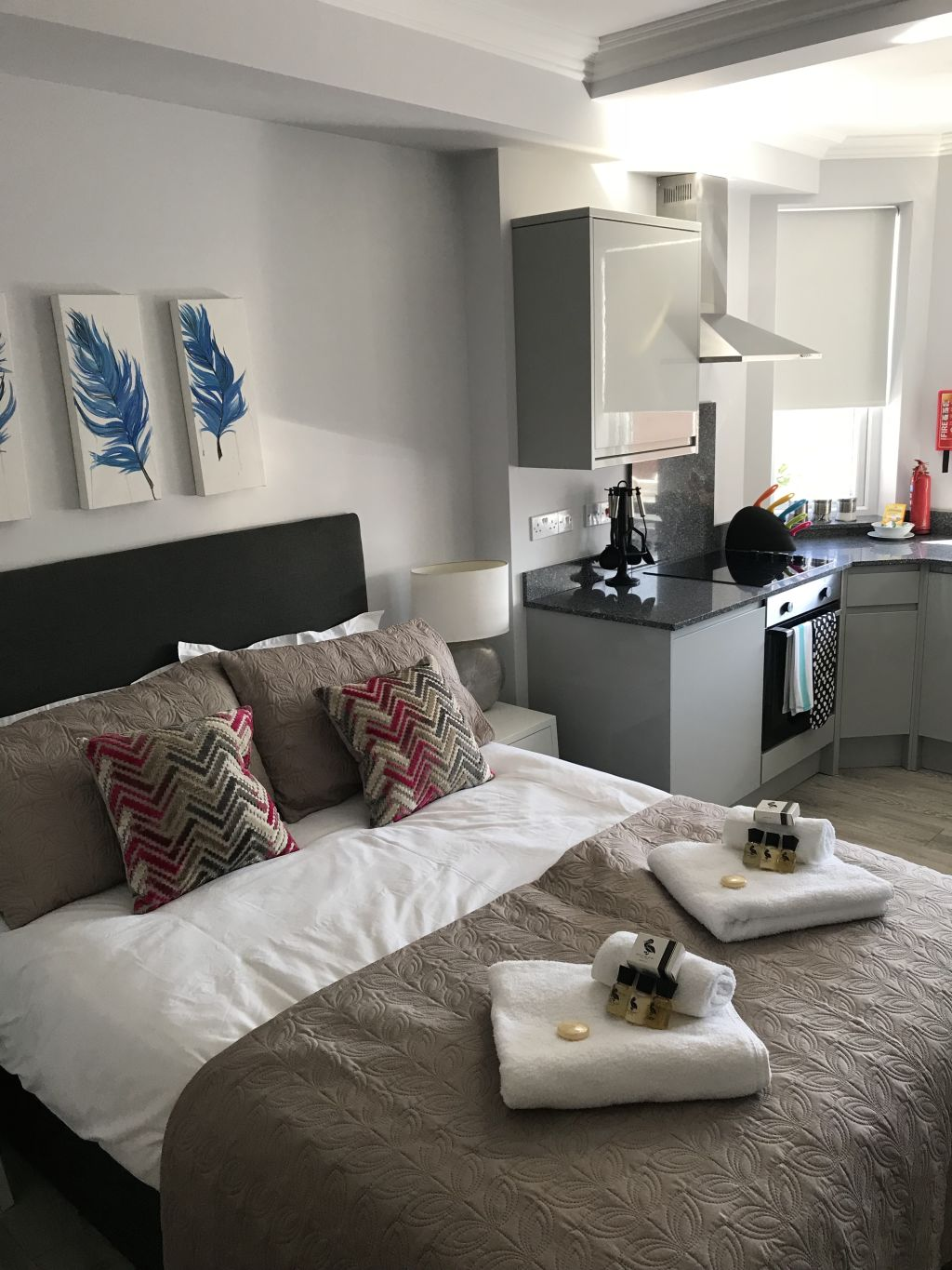 image 3 furnished 1 bedroom Apartment for rent in Reading, Berkshire