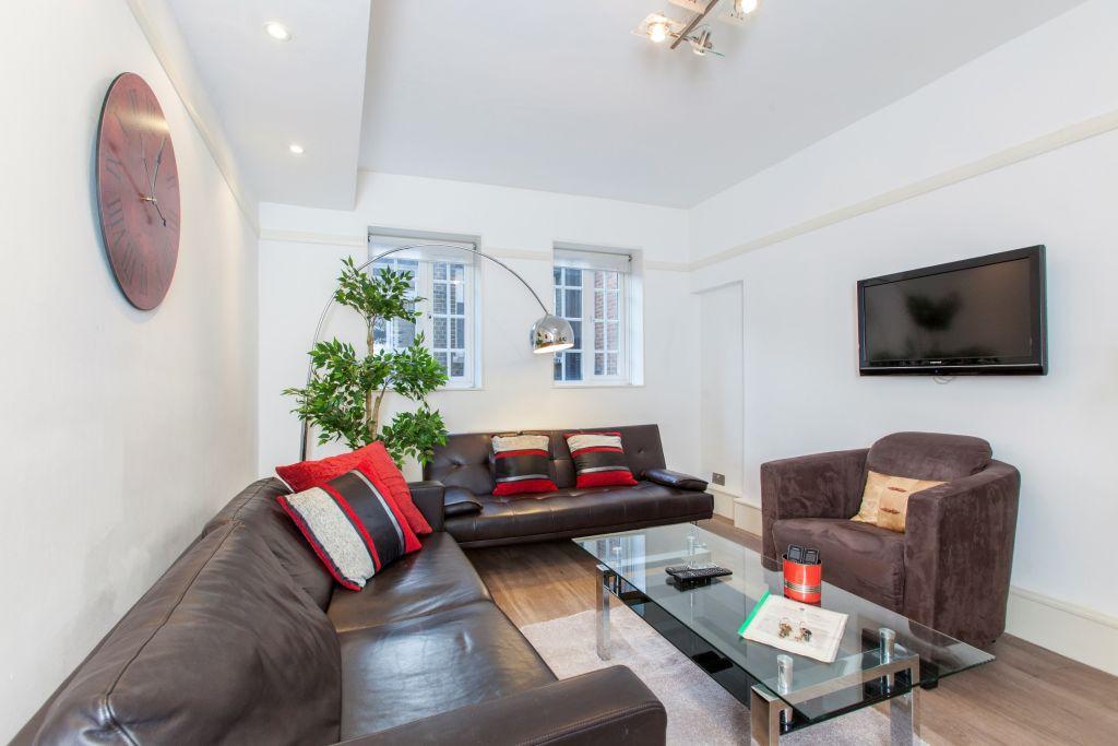 image 2 furnished 1 bedroom Apartment for rent in Bishopsgate, City of London