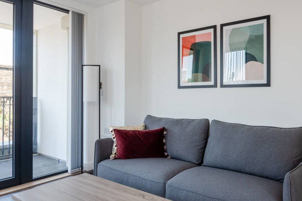 image 2 furnished 1 bedroom Apartment for rent in Brixton, Lambeth