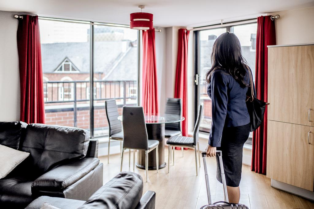 image 1 furnished 1 bedroom Apartment for rent in Ladywood, Birmingham