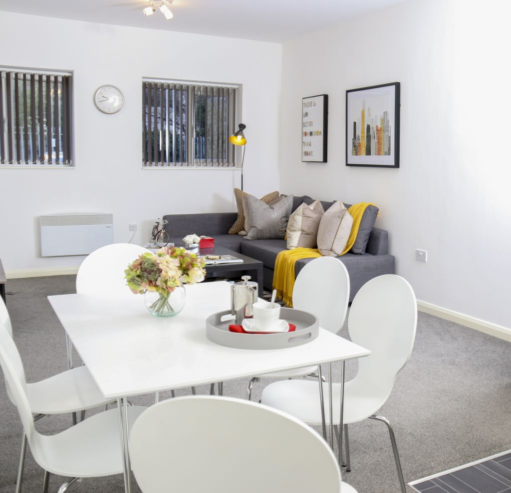 image 9 furnished 3 bedroom Apartment for rent in Watford, Hertfordshire