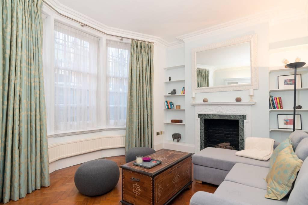 image 2 furnished 1 bedroom Apartment for rent in Kensington, Kensington Chelsea