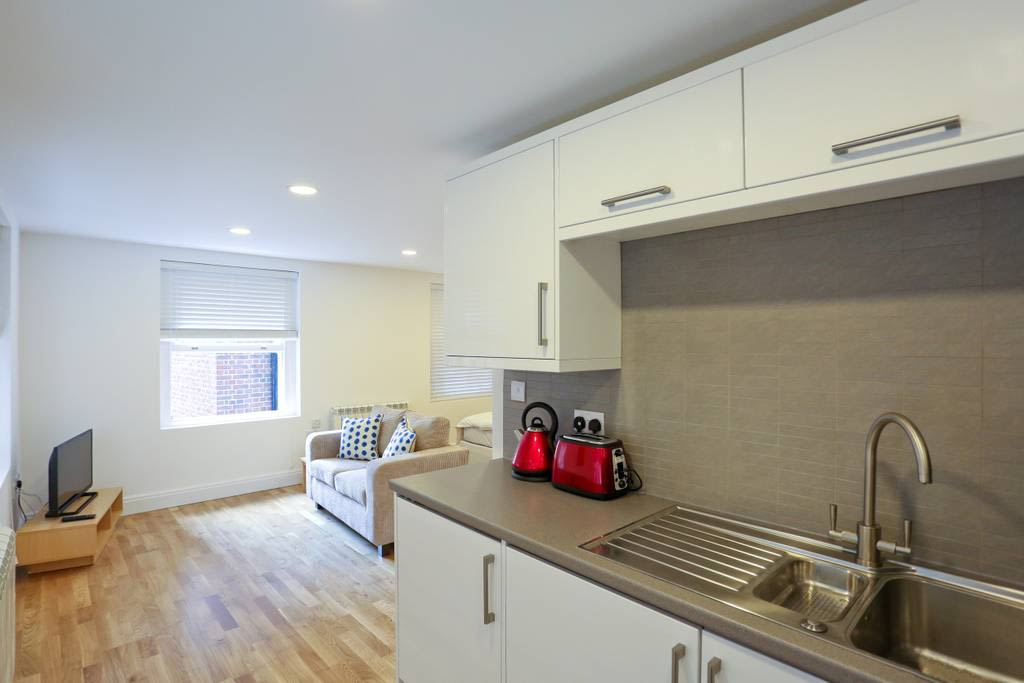 image 4 furnished 1 bedroom Apartment for rent in Farringdon Without, City of London
