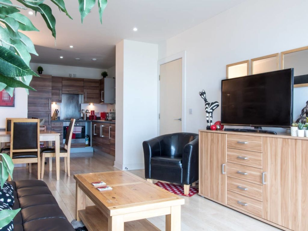 image 3 furnished 1 bedroom Apartment for rent in Glasgow, Scotland