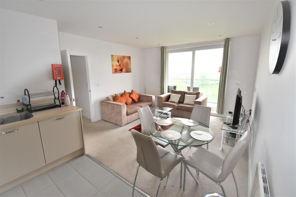 image 7 furnished 2 bedroom Apartment for rent in Whitley, Coventry